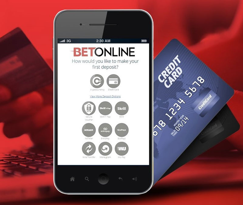 How To Withdraw From Betonline